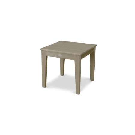 "Newport 18"" End Table in Vintage Sahara"