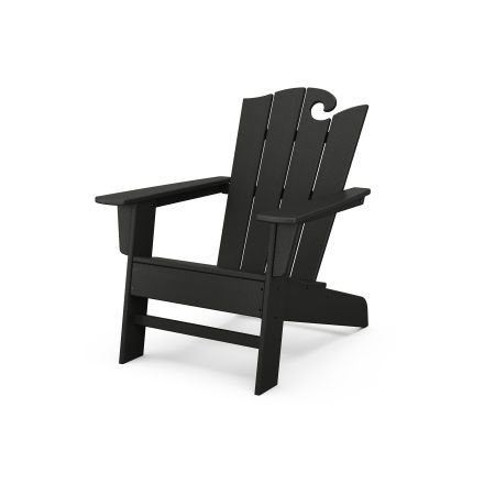 The Ocean Chair in Black