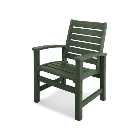 Signature Dining Chair in Green
