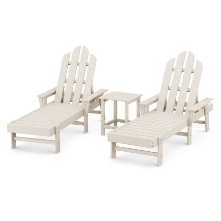 Long Island Chaise 3-Piece Set in Sand