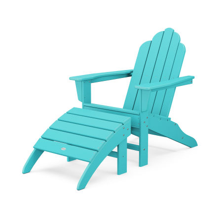 Long Island Adirondack 2-Piece Set in Aruba