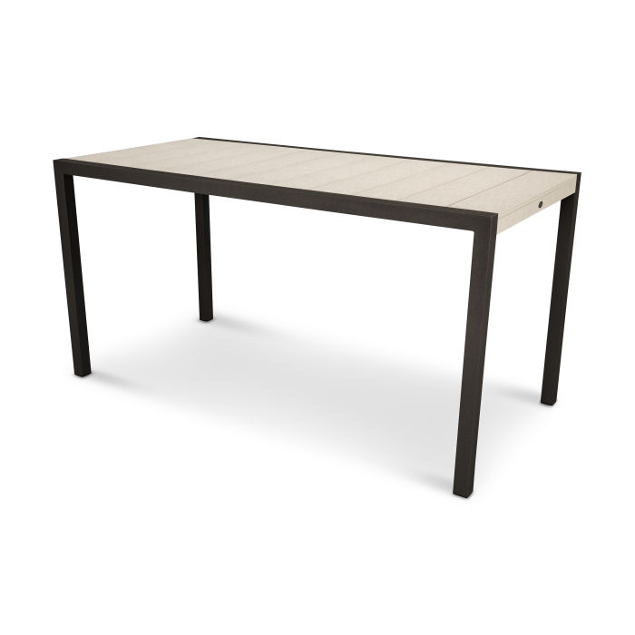"Surf City 36"" x 73"" Counter Table"