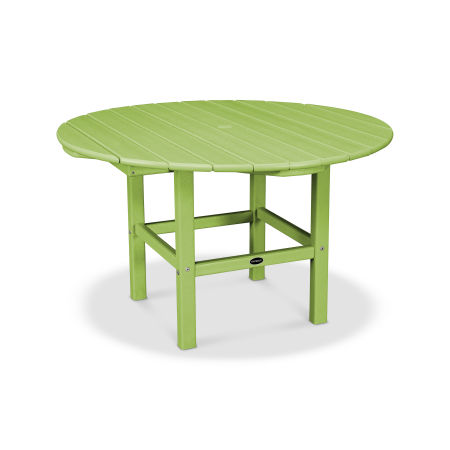 Kids Dining Table in Lime