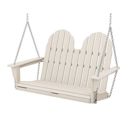 "Vineyard Adirondack 48"" Swing in Sand"