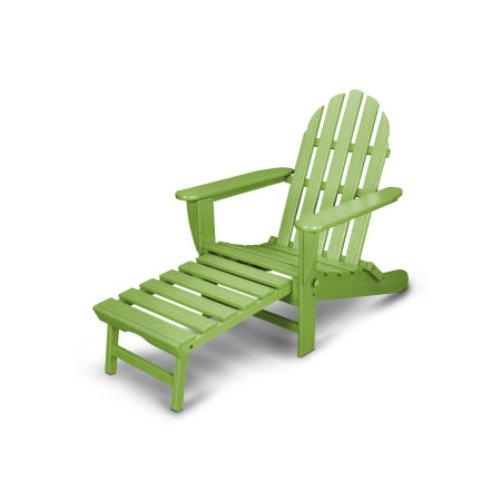 Classics Ultimate Adirondack Chair in Lime