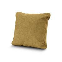 "20"" Outdoor Throw Pillow by POLYWOOD® in Blend Honey"