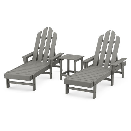 Long Island Chaise 3-Piece Set