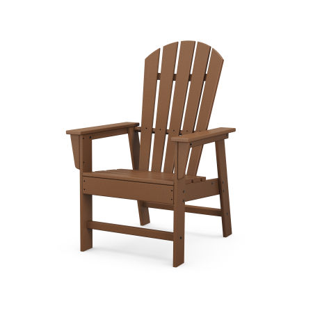 South Beach Casual Chair in Teak
