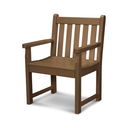 Traditional Garden Arm Chair in Teak