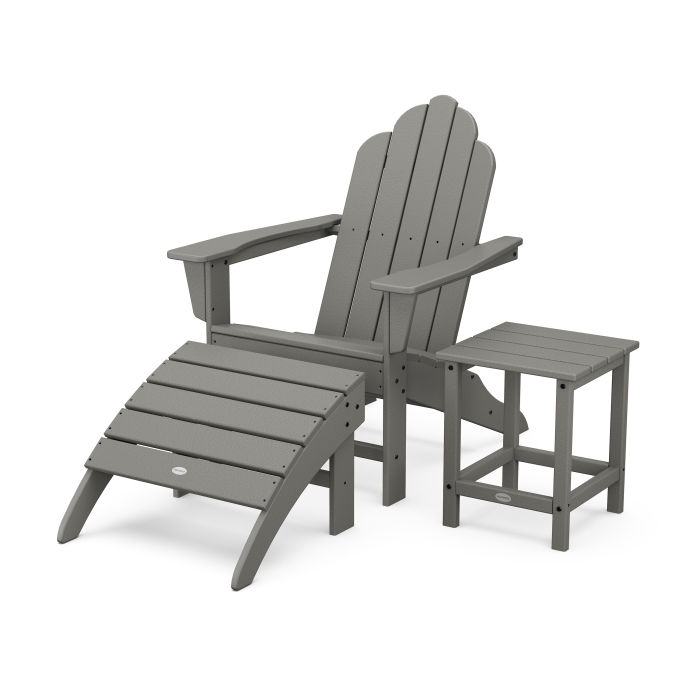 Long Island Adirondack 3-Piece Set