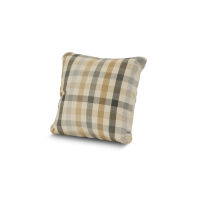 """16"""" Outdoor Throw Pillow by POLYWOOD® in Connect Dune"""