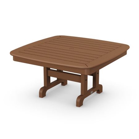 "Nautical 37"" Conversation Table in Teak"