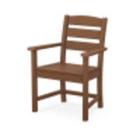 Lakeside Dining Arm Chair in Teak