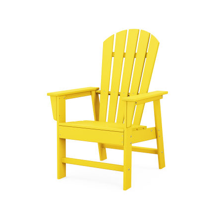 South Beach Casual Chair in Lemon