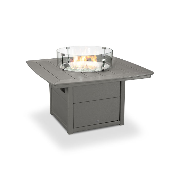 "Nautical 42"" Fire Pit Table"