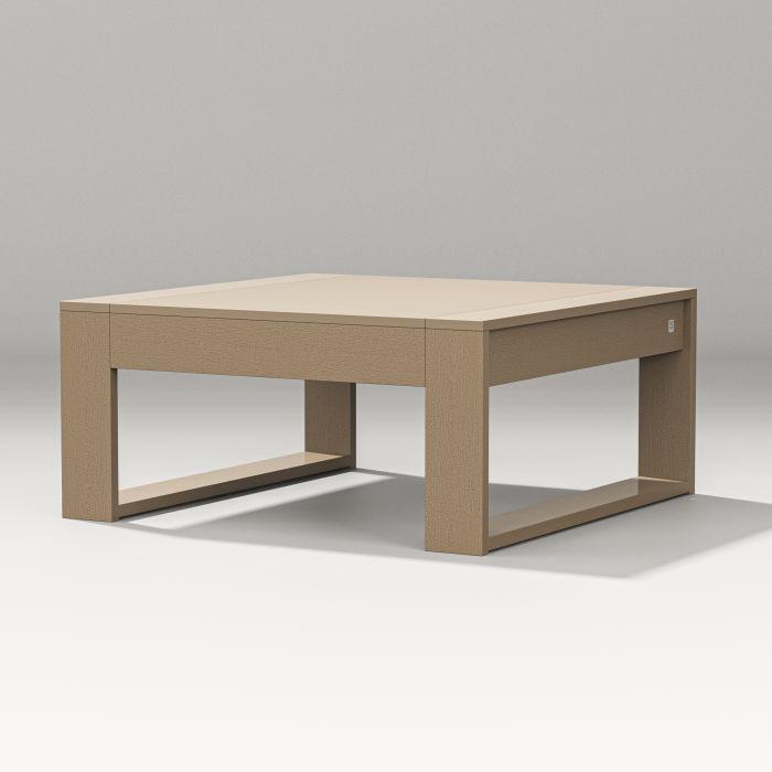 Latitude Square Coffee Table