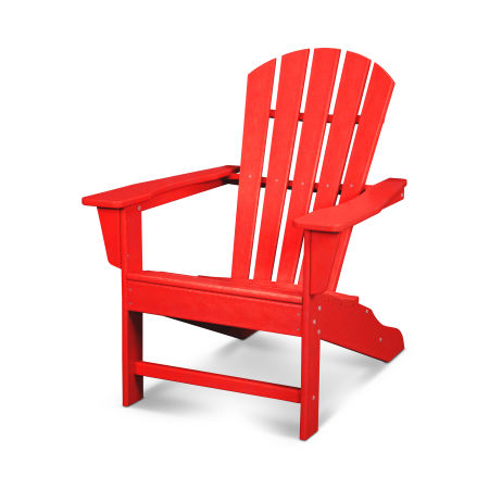Classics Curveback Adirondack by Ivy Terrace in Sunset Red