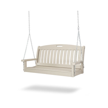 "Nautical 48"" Swing in Sand"