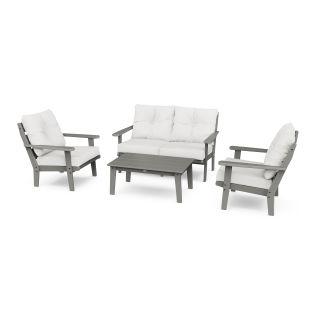 Lakeside 4-Piece Deep Seating Set