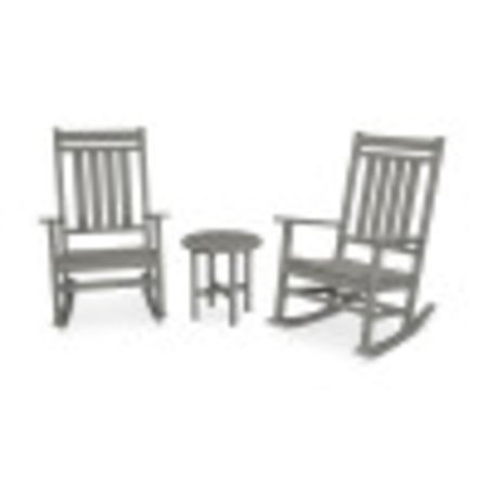 Estate 3-Piece Rocking Chair Set
