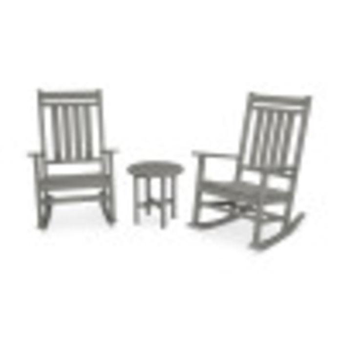 Estate 3-Piece Rocking Chair Set