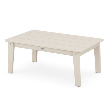 Lakeside Coffee Table in Sand