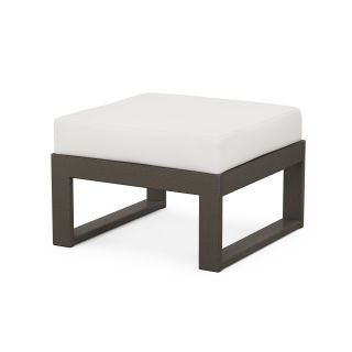 EDGE Modular Ottoman in Vintage Finish