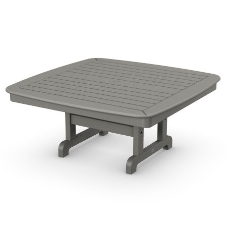 "Nautical 44"" Conversation Table in Slate Grey"