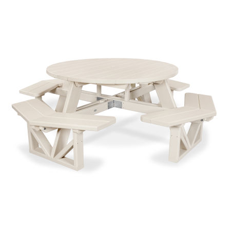 """Park 53"""" Octagon Table in Sand"""