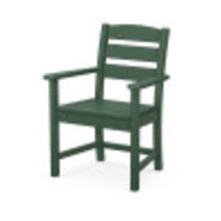 Lakeside Dining Arm Chair in Green