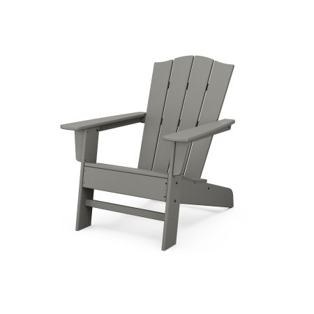 The Crest Chair in Slate Grey