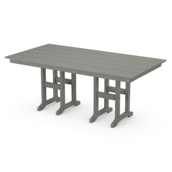 "Farmhouse 37"" x 72"" Dining Table"