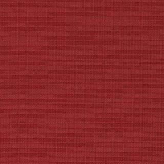 Crimson Linen Performance Fabric Sample