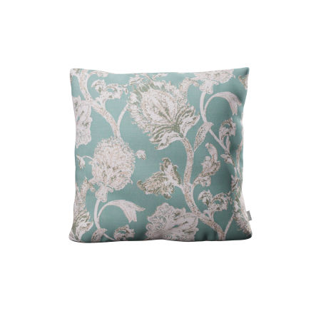 "22"" Throw Pillow in Botanical Gardens Spearmint"