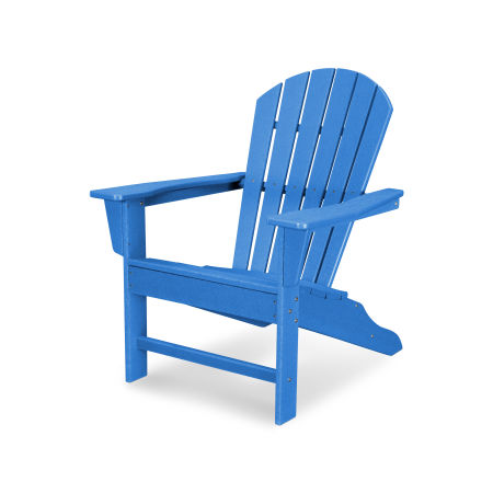 South Beach Adirondack in Vintage Pacific Blue