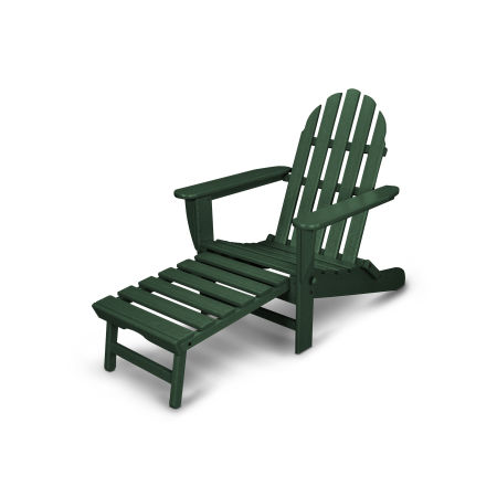 Classics Ultimate Adirondack Chair in Green