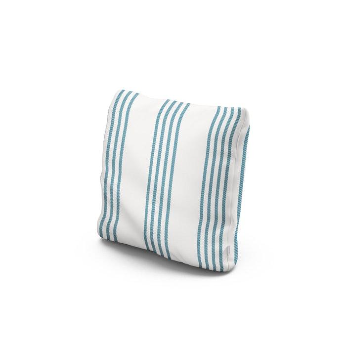 "16"" Outdoor Throw Pillow in Shade Lagoon"
