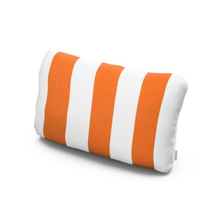 Outdoor Lumbar Pillow in Montdor Mango