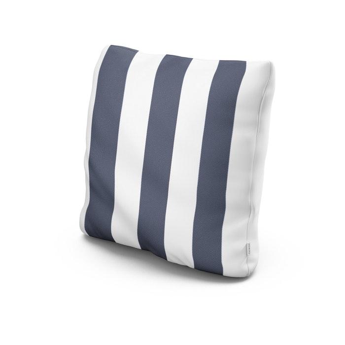 """20"""" Outdoor Throw Pillow in Montdor Navy"""