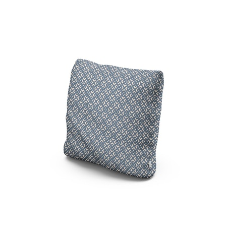"16"" Outdoor Throw Pillow in Hopscotch"