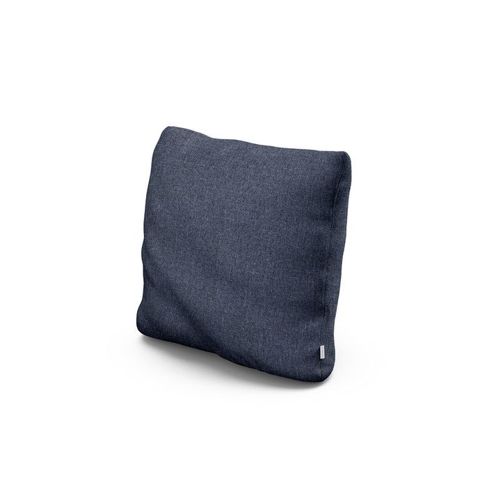 """16"""" Outdoor Throw Pillow in Stone Blue"""