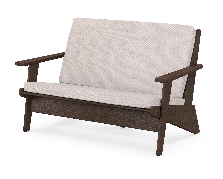 Riviera Modern Lounge Settee