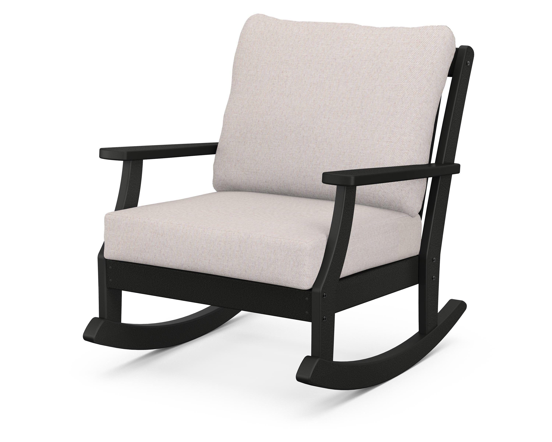 Braxton Deep Seating Rocking Chair