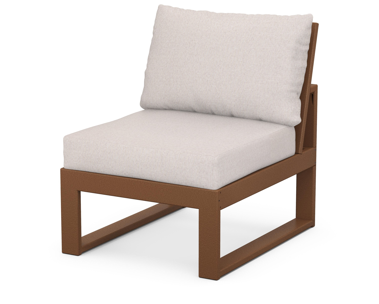 Modular Armless Chair