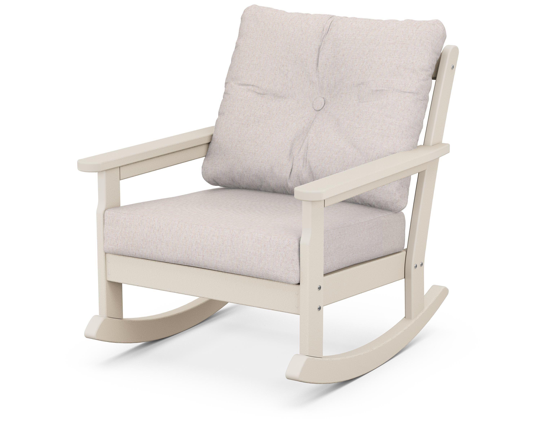 Vineyard Deep Seating Rocking Chair
