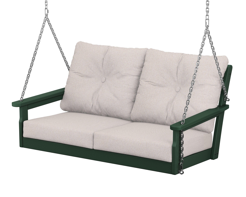 Vineyard Deep Seating Swing