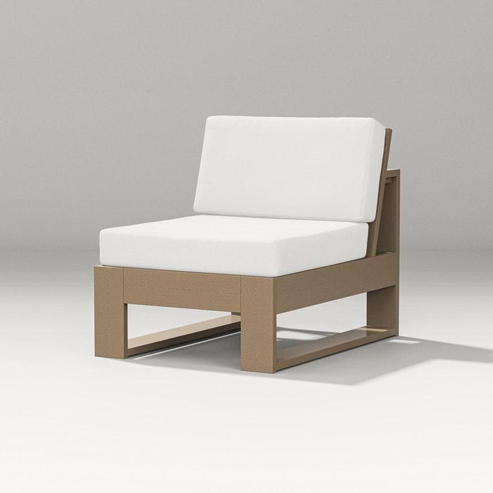 Latitude Modular Armless Chair