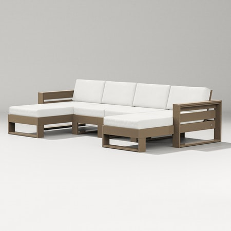 Latitude Double Chaise Sectional