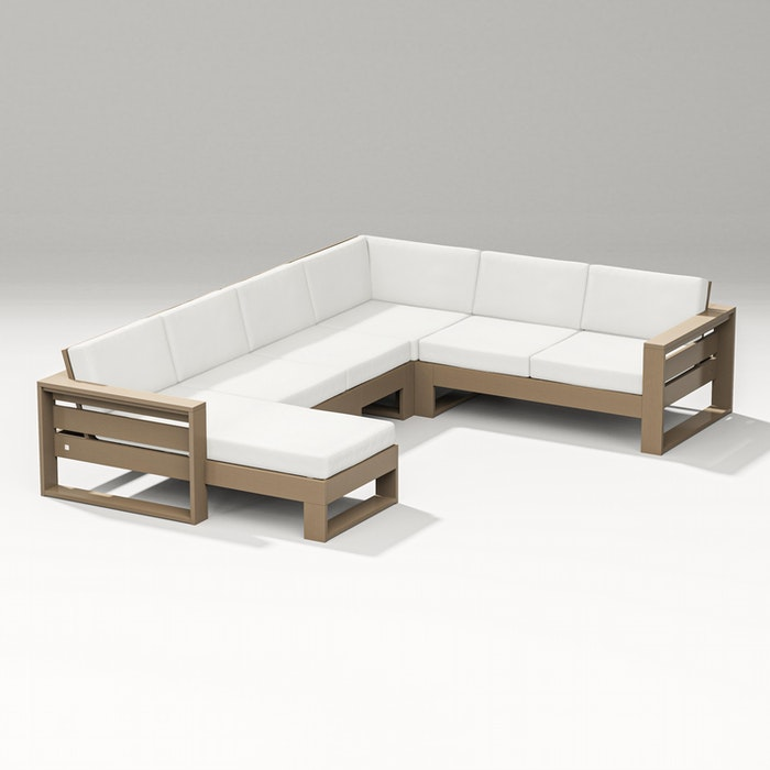 Latitude Corner Sectional with Left Chaise