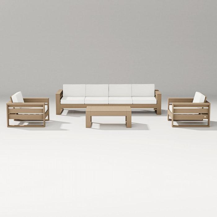 Latitude 5-Piece Lounge Sofa Set